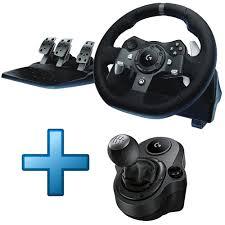 siege volant xbox 360 logitech g920 driving shifter xbox one pc achat pas