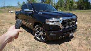 100 Ram Truck Reviews 2019 1500 Limited Start Up Walkaround Test Drive And Review