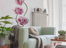wand hinter sofa gestalten