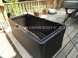 product review suncast premium 134 gallons extra large deck