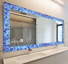 badezimmerspiegelrahmen wandaufkleber