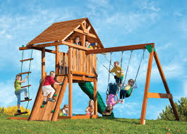 Kids Outdoor Playsets | Wayfair Best Backyard Playset Plans Design And Ideas Of House Outdoor Remarkable Gorilla Swing Sets For Chic Kids Playground Adventures Space Saving Playsets Capvating Small Backyards Pics Amys Ct Wooden Toysrus Home Outback 35 Allstateloghescom Assembler Set Installer Monroe Ct Big 25 Swing Sets Ideas On Pinterest Play Outdoor Amazoncom Discovery Trek All Cedar Wood