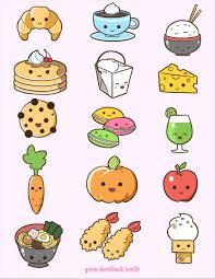 Drawings Tumblr Simple A Drawing Thatsimple That Rhcom Cute Foodmy Shop Joses Art Kawaii