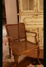 sessel stuhl alt antik deko esszimmer shabby vintage landhaus