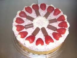 erdbeer joghurette torte rezept kochbar de rezept in