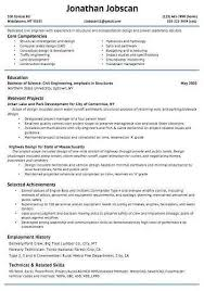 Electrical Engineer Resume Objective New Engineering Sample Highway Design