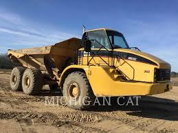 100 Trucks For Sale In Grand Rapids Mi 2002 Caterpillar 735 Articulated Truck 16975 Hours