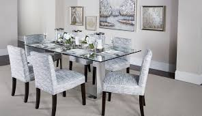 Decor Chairs Glass Photos Images Designs Design Seat Below Shape Engaging Tempered Black Argos Table Extendable