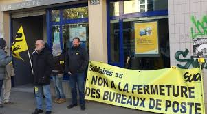 bureau de poste lyon 3 la poste à rennes la fermeture de bureaux accélère en janvier