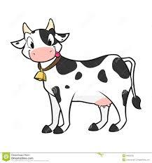 Coloriage Magique Vache 20 Dessins De Coloriage Vache Rigolote à