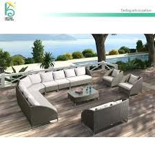 Outdoor Sectional Sofa Cover by L Shaped Outdoor Sofa Cover Aluminum Wood Patio Cover L Shaped