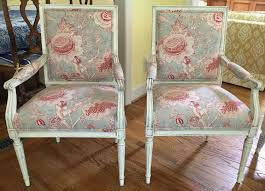 Pair Of Freshly Lacquered French Style Chairs In Thibaut Linen-blend Fabric  - Totally Refurbished - Shipping Rates Vary Gleatons The Marketplace Auction This Sale Of Brand New Hollbergs Fine Fniture Senoia Ga Fillmore Armchair 321 Terrane Ridge Peachtree City 30269 Search Pair Freshly Lacquered French Style Chairs In Thibaut Linblend Fabric Totally Refurbished Shipping Rates Vary Baker Accent Or Hostess Fdango Rates Vary Alinea Ding Chair Collection Antique Mission Arts And Crafts Mls 8581955 701 Orleans Trce Harry Norman Realtors Century Room Isabella Side 3497s Made The Shade