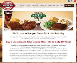 Catering Coupon Boston Market / Where To Purchase Newspaper ... Easy Iromptu Pnic Ideas Cutefetti Boston Market Lunch New Menu Nomtastic Foods Grhub Promo Codes How To Use Them And Where Find Saves Dinner First Thyme Mom Bike24 Promo Codes Discount Off First Food Shop Pet Planet Coupon Code Shopping Mall New York Tellbostonmarket Take Survey Get Coupon Another Carvers Cut Roadhouse Beef Meatloaf Family Meals Everything You Need Know 2019 Tax Day Specials Freebies Deals