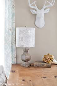 DIY Lamp Shade Kit THE BLISSFUL BEE