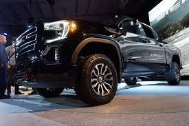 2019 GMC Sierra AT4 Tries To Elevate Off-Roading » AutoGuide.com News Gmc Sierra Hd Adds Offroadinspired All Terrain Package Motor Trend Introduces New Offroad Subbrand With 2019 At4 The Drive Chevycoloroextremeoffroad Fast Lane Truck Best Used To Buy In Alberta 2016 X Revealed Gm Authority Introducing The 2017 Life Trucks Kamloops Zimmer Wheaton Buick 1500 Chevrolet Silverado Will Be Built Alongside Debuts Trim On Autotraderca Headache Rack 2014 2018 Chevy Add Lite Front Bumper