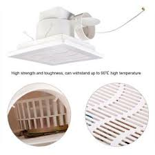 heimwerker bad küche 50w 220v wand abluftventilator