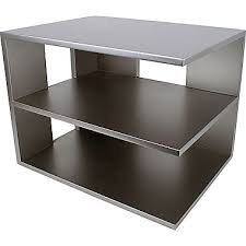 Staples Desk Corner Sleeve by Victor Wood Desk Accessories Corner Shelf Classic Silver Staples