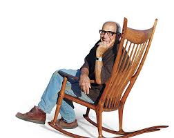 Sam Maloof Rocking Chair Class by Looking Back On How Sam Maloof Makes A Rocker Finewoodworking