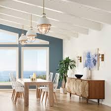 Modern Acrylic LED Pendant Lamp Chandeliers Bar Living Room