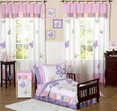 Sweet Jojo Designs Crib Bedding by Sweet Jojo Designs Butterfly Pink And Purple Collection 5pc