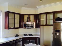 Cabinet Refacing Kit Diy by Kitchen Cabinet Refinishing Vrieling Woodworks Crown Molding