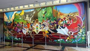 the real story behind the denver airport murals top secret writers