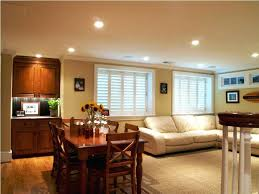 Exposed Basement Ceiling Lighting Ideas by Basement Lighting Ideas Open Ceiling Choosing The Right Types Of