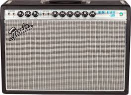 Empty 1x10 Guitar Cabinet by Fender U002768 Custom Deluxe Reverb Tube Guitar Combo Amplifier Samash