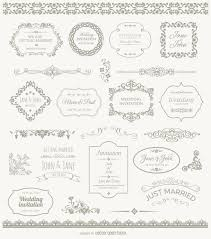 Halloween Acrostic Poem Template by Wedding Frames Badges And Ornaments Vector Download