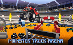 Blocky Monster Truck: Stunts Arena | 1mobile.com Ultimate Monster Truck Games Download Free Software Illinoisbackup The Collection Chamber Monster Truck Madness Madness Trucks Game For Kids 2 Android In Tap Blaze Transformer Robot Apk Download Amazoncom Destruction Appstore Party Toys Hot Wheels Jam Front Flip Takedown Play Set Walmartcom Monster Truck Jam Youtube Free Pinxys World Welcome To The Gamesalad Forum