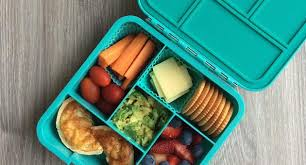 If You Already Have An Open Box And Want To Bento It Up Can Add Silicone Muffin Cups For Easy Way Separate The Items Inside