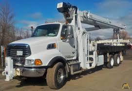 100 26 Truck Altec AC2595B Ton Boom Crane SOLD S Material