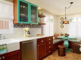 1920s Kitchen Remodel Mediterranean
