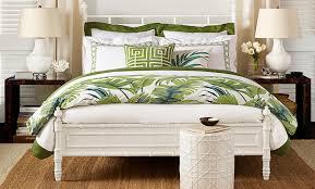 island style bedroom williams sonoma