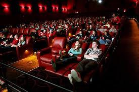 Brilliant Reclining Seats Dine In Menus Boost Movie Ticket Sales