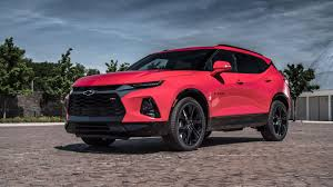 2019 Chevy Blazer: The Return Of A Legendary SUV - Roadshow