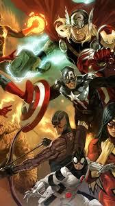 iPhone7papers al79 avengers liiust ics marvel art hero