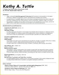 Phlebotomy Resume Samples College Students With No Experience