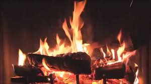 10 Hours of a Fireplace Burning HD