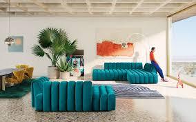 يبيع مجهري بورتيكو lounge design möbel