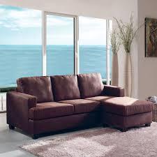 cocktail scandinave canapé canapé d angle tissu havane retour droit ou gauche