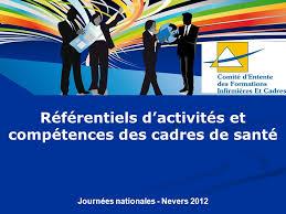 référentiels d activités et compétences des cadres de santé ppt