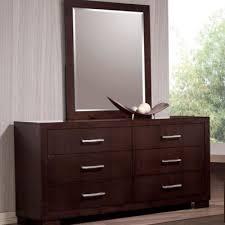 6 Drawer Dresser With Mirror by Dresser Mirrors Talhaya Furniture