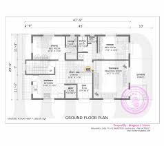 100 3 Level House Designs Ground Plans New Maharashtra Design With Plan
