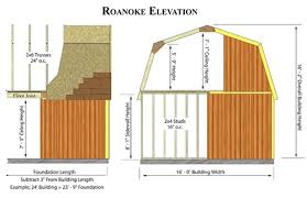 Shed Plans 16x20 Free by Storage Building Plans 16 20 Plans Diy Free Download Plywood