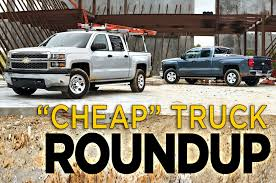 100 Trucks For Cheap 2014 Truck Roundup Less Is More