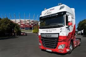 100 Master Truck DAF XF 460 Awarded Of The Year 2016 DAF S NV