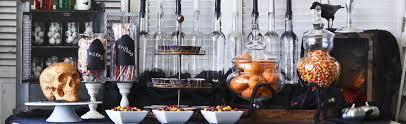 Easy Halloween Dining Room Decorating Ideas Interior Design Scary