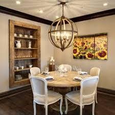 charming decoration rustic dining room lighting luxury design