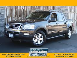 100 Craigslist Denver Co Cars And Trucks Ford Explorer Sport Trac For Sale In CO 80201 Autotrader
